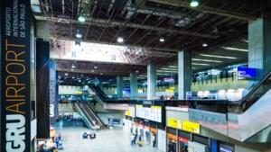 Spectaculaire roof op Braziliaans vliegveld: 750 kilo goud in drie minuten weg