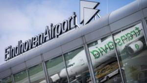 Vliegverkeer Eindhoven twee uur plat om onweer