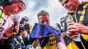 Kruijswijk pakt podium in Tour, Bernal in het geel naar Parijs