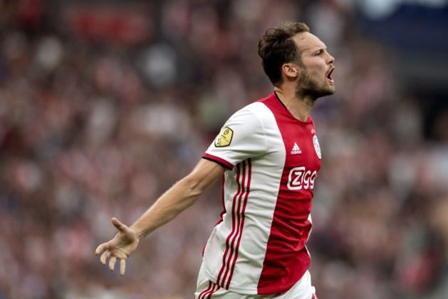Ajax wint Johan Cruijff Schaal na overtuigende zege op PSV