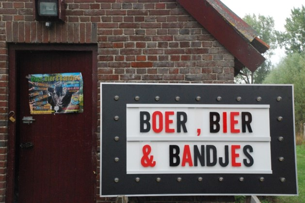 Boer, Bier en Bandjes festival op Landgoed Heijerhof