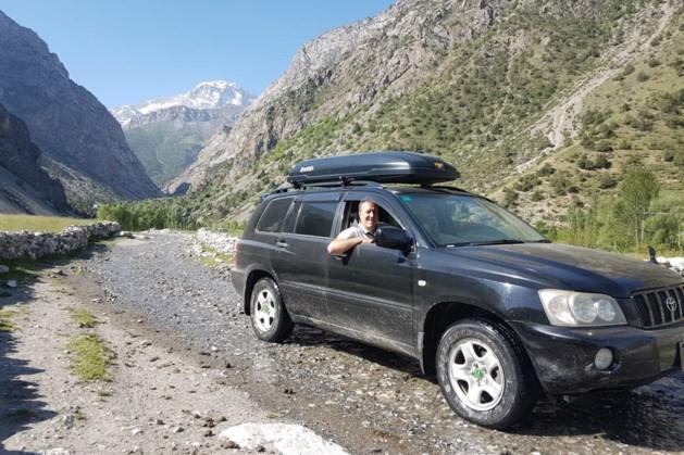 Edwin Briels rijdt 17.500 km van Myanmar naar Stramproy
