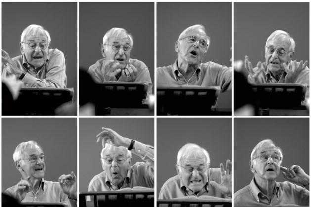 Oud-dirigent en pianist Jan Hupperts overleden