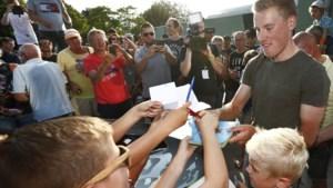 Mike Teunissen wint criterium in Boxmeer
