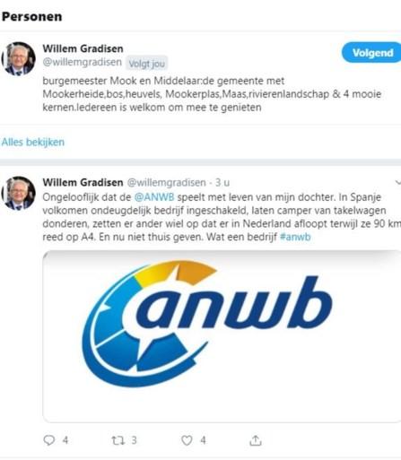 Limburgse burgemeester boos op ANWB: 'Mijn dochter had dood kunnen zijn door jullie'