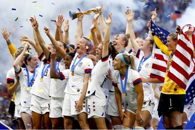 'Amerikaanse voetbalsters beter betaald dan mannen'