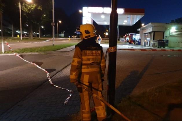 Brandweer rukt uit om vreemde geur in Kerkrade