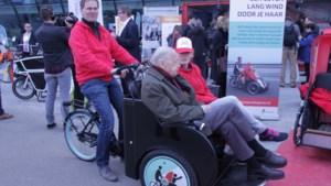 Riksja's voor ouderen in Maastricht
