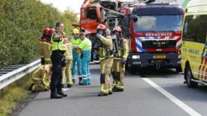 Marco (49) zag dodelijk ongeluk A67 gebeuren: 'Als ik vijf seconden eerder was geweest, had ik er tussen gezeten'