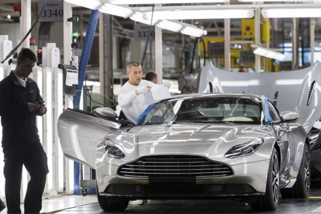 Zware tijden voor autofabrikant Aston Martin