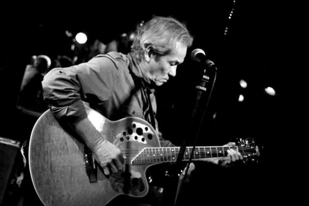 Michael Hamane: 'Aimabele man en een ongelooflijk goede gitarist'