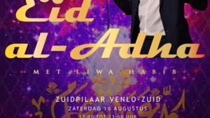 Syriërs vieren Offerfeest met Nederlandse buren