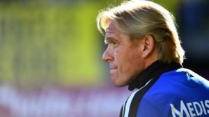 Eric van der Luer aan de kant geschoven bij Roda JC