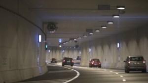 Tunnel op A2 bij Maastricht dicht vanwege spoedreparatie
