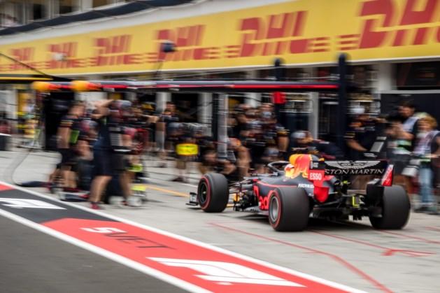 Verstappen na trainingsdag: we zitten nu dicht bij Mercedes
