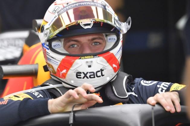 Alleen Hamilton is sneller dan Verstappen in eerste training Hongarije