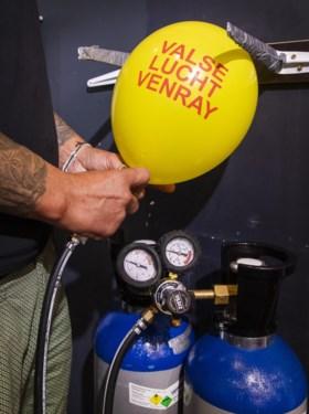 Geen lange rijen klanten bij opening lachgaswinkel in Venray