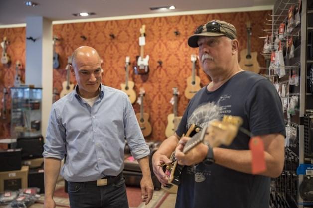 Heerlens Muziekhuis Arons maakt doorstart na overname door Keymusic