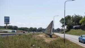 Door omwonenden gewenst groter geluidsscherm langs A76 bij Schinnen komt er niet voor 2023