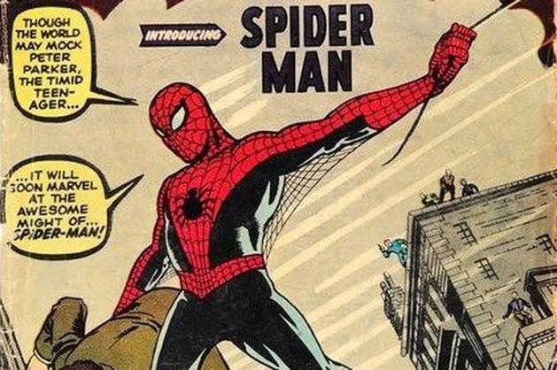 Debuut van Spider-Man onder de hamer