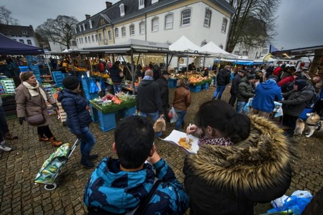 Nieuwe marktkoopman voor dinsdagmarkt in Vaals