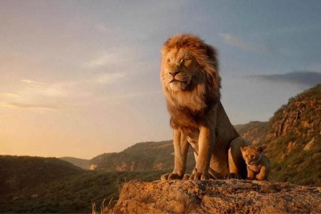 Lion King meest succesvolle Disneyfilm ooit in Nederlandse bios