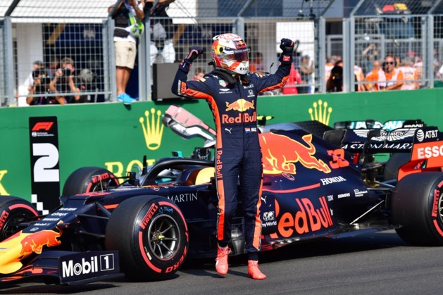 Verstappen na eerste pole position: 'Nu ben ik van al die vragen af'