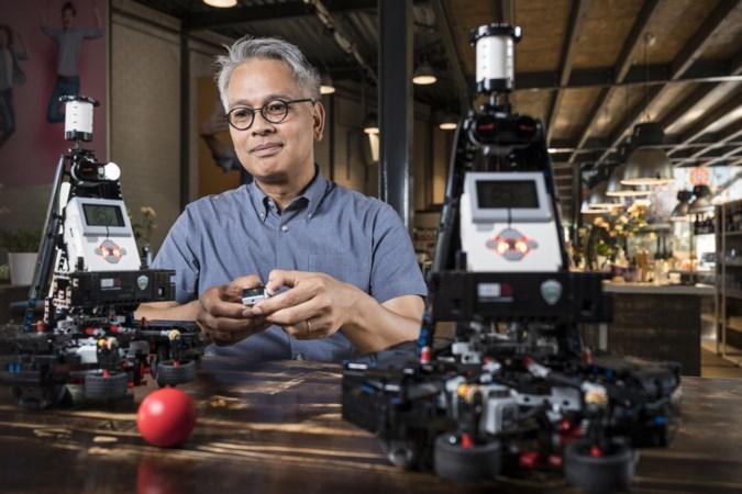 Nu te koop: Sittardse Lego-robot voor gevorderden