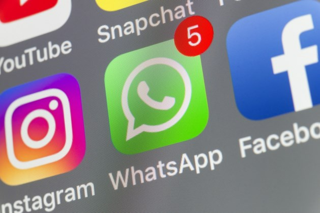 Instagram en Whatsapp heten voortaan officieel 'van Facebook'