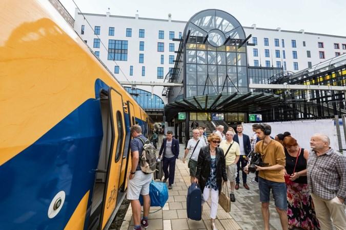 Eerste dag Station Heerlen Maankwartier verloopt goed, ondanks enkele kinderziektes