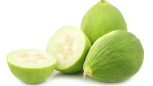 Nieuwe vrucht in de schappen: een mix van meloen en komkommer