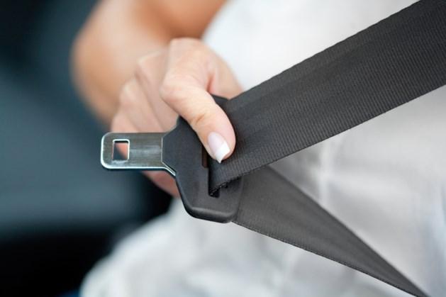 Meer dan kwart snelwegdoden droeg geen gordel