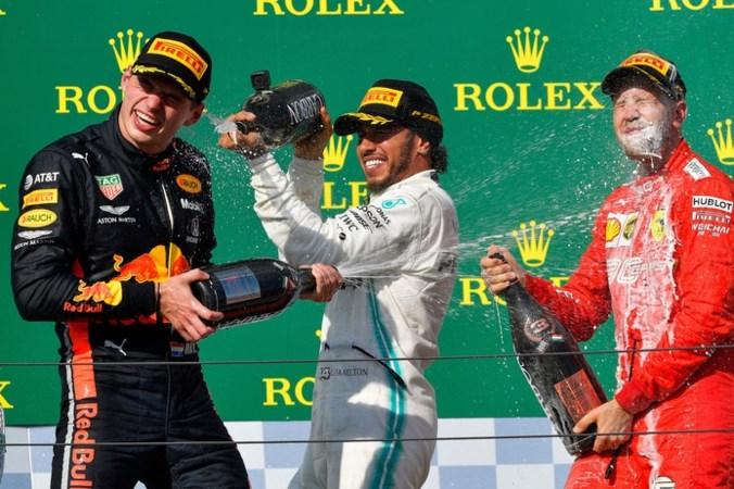 Formule 1 op rapport: Max en Hamilton top, Gasly flop