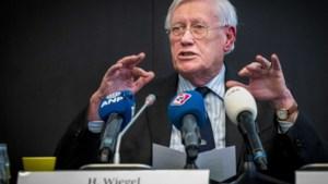 Hans Wiegel getroffen door herseninfarct
