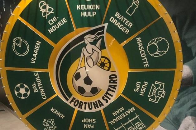 Niemand durft meer te laat te komen bij Fortuna dankzij Rad van Onfortuin