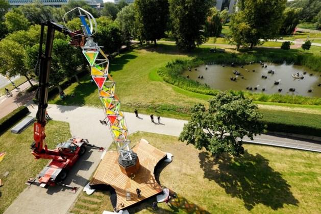 GEM-Tower levert duurzame energie op Pukkelpop