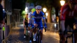 Ingevlogen Gilbert man van de avond bij Ronde van Maastricht