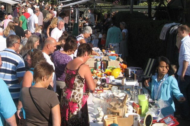 Rommelmarkt in Tegelen