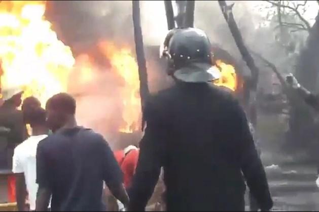 Zeker 57 doden door explosie van tankwagen in Tanzania
