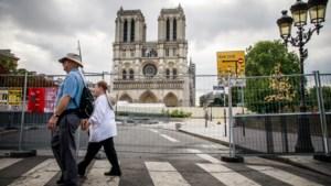 Hervatting restauratie van Notre-Dame wordt uitgesteld