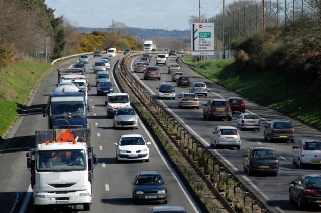 Het is ook nu weer zwarte zaterdag op de Franse wegen