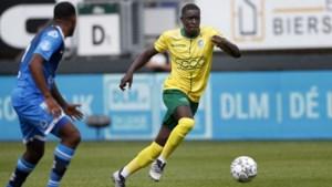 Sambou: 'Nog lang niet klaar voor negentig minuten'