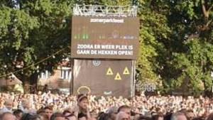 Festivalterrein vol: Zomerparkfeest sluit de hekken
