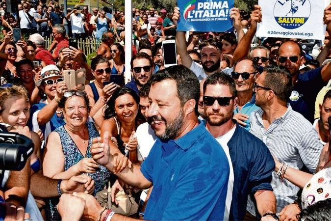 Salvini: kom maar op met die verkiezingen