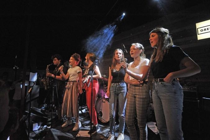 Regionaal talent voor de allereerste keer op een podium tijdens Zomerparkfeest