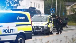 Aanslag Noorse moskee behandeld als terreur