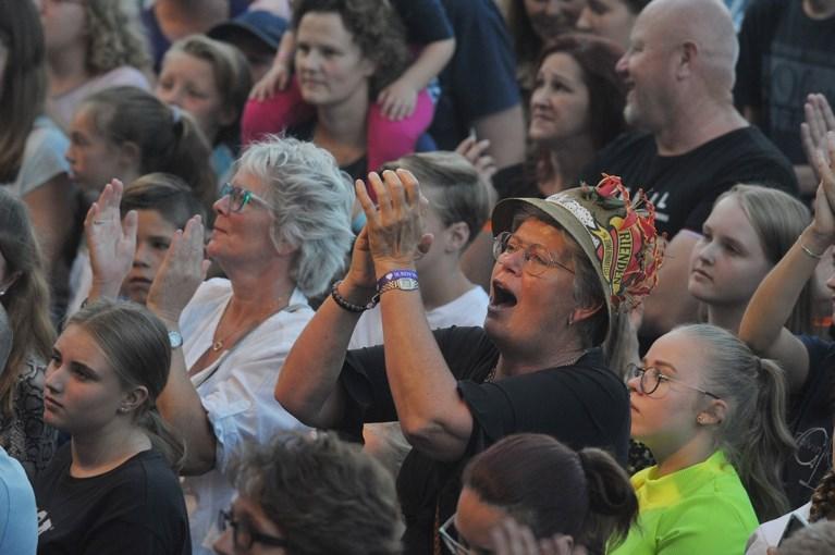 Bezoekersaantal Zomerparkfeest stijgt naar hoogtepunt