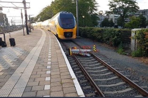 Invalidebrug op het spoor gegooid bij Venlo