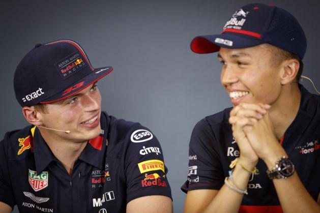 Nieuwe teamgenoot voor Verstappen: Albon vervangt Gasly bij Red Bull