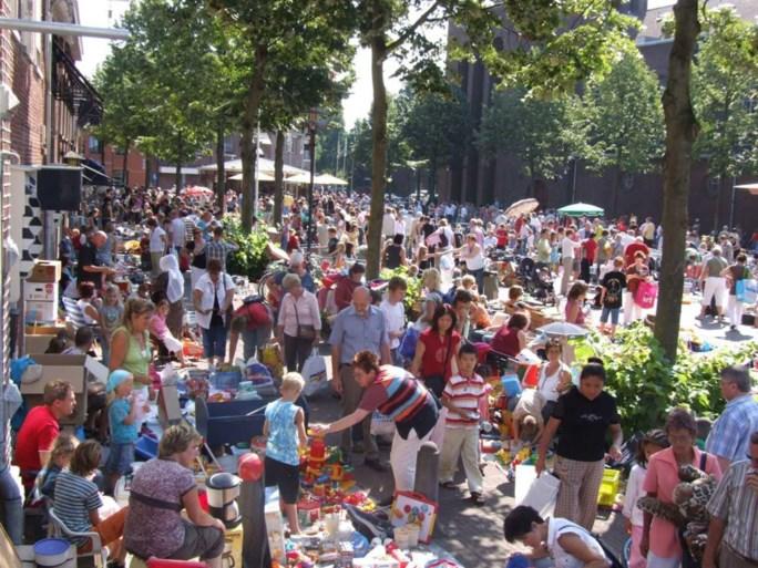 Kindermarkt Horst gedeeltelijk verplaatst